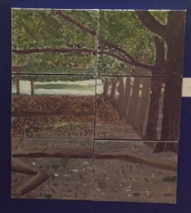 trees at BH 6