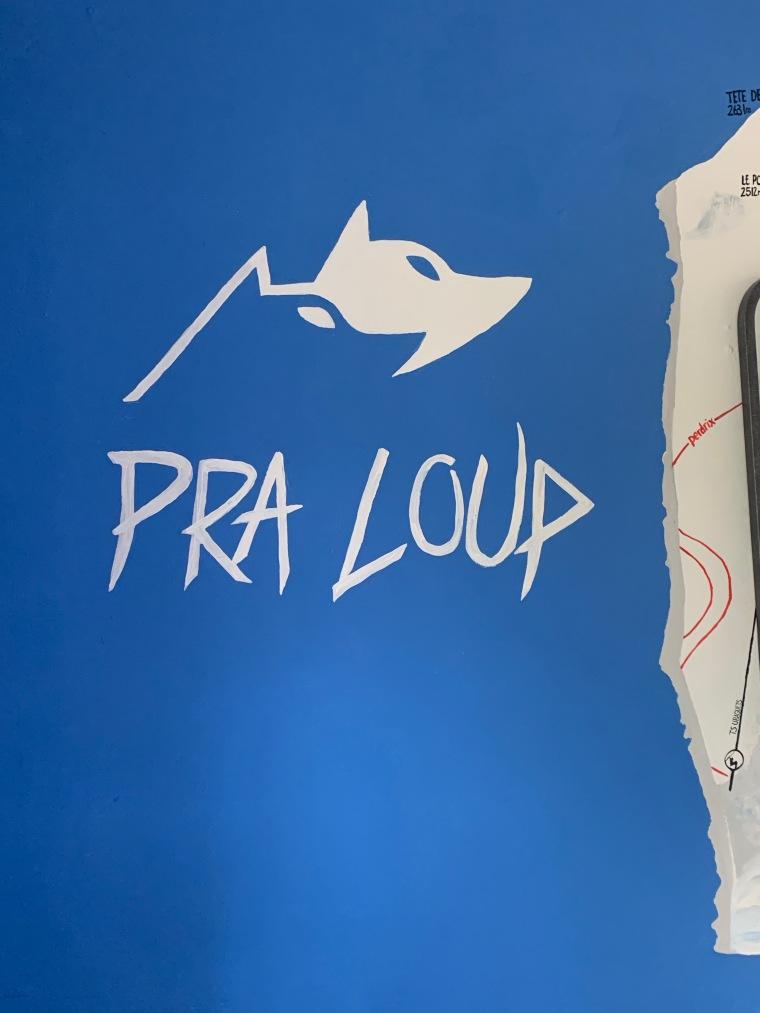 Pra Loup logo